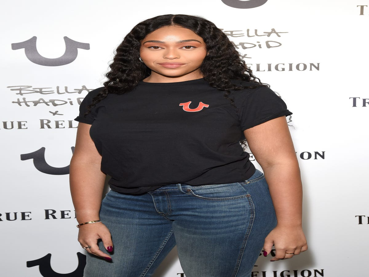 Jordyn Woods Is Starting Fresh With A Totally New Hairstyle