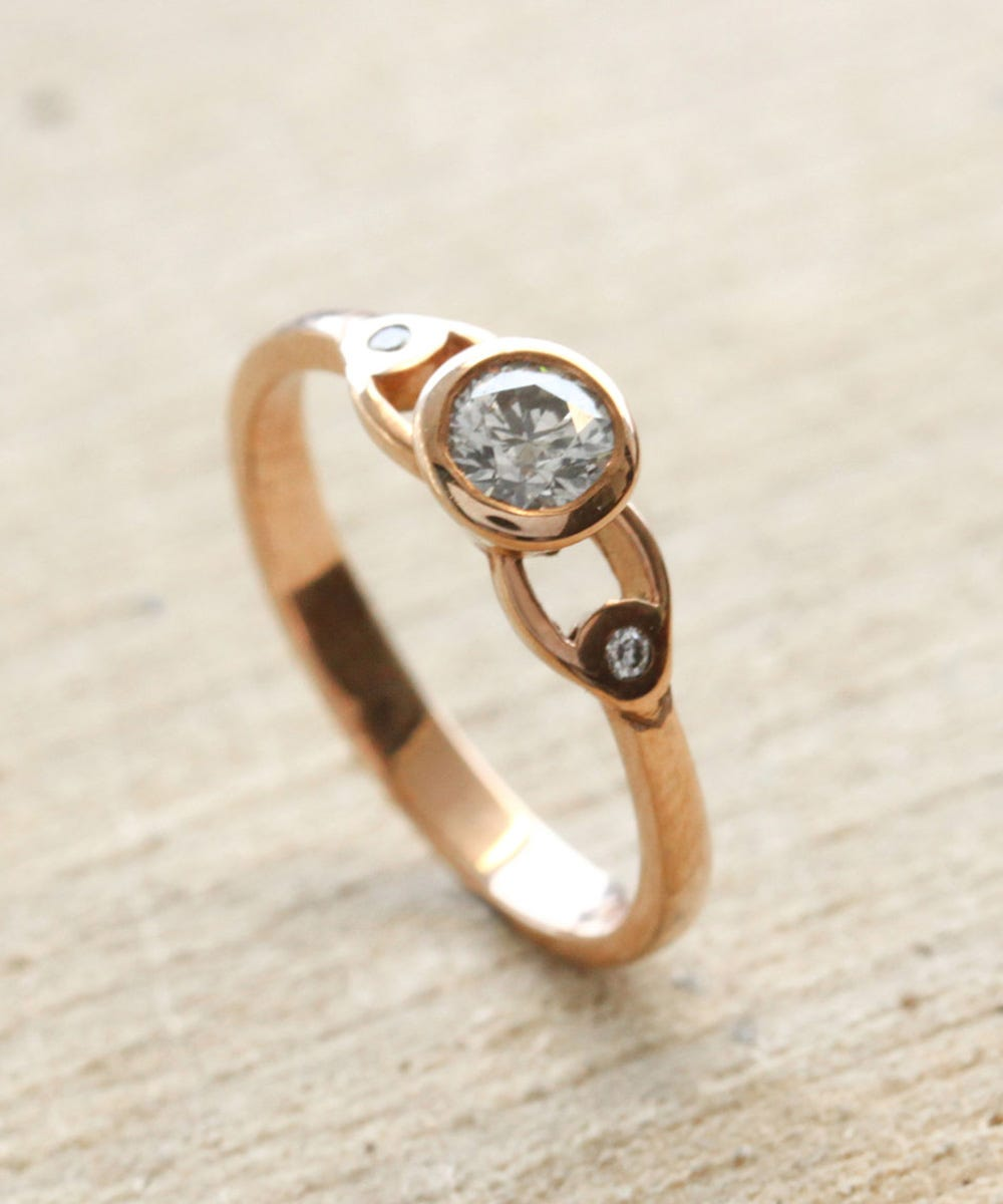 Best Alternative Engagement Rings Etsy