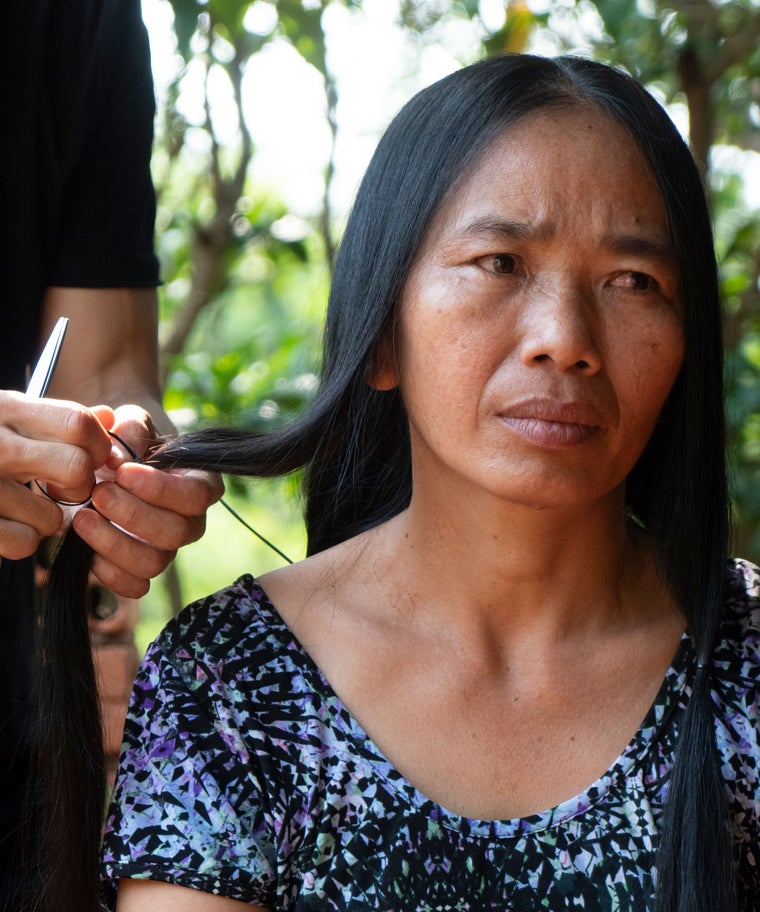 Where Do Real Human Hair Extensions Come From