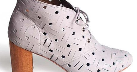 This New, Eco-Friendly Shoe Brand Has Us Pretty Jazzed