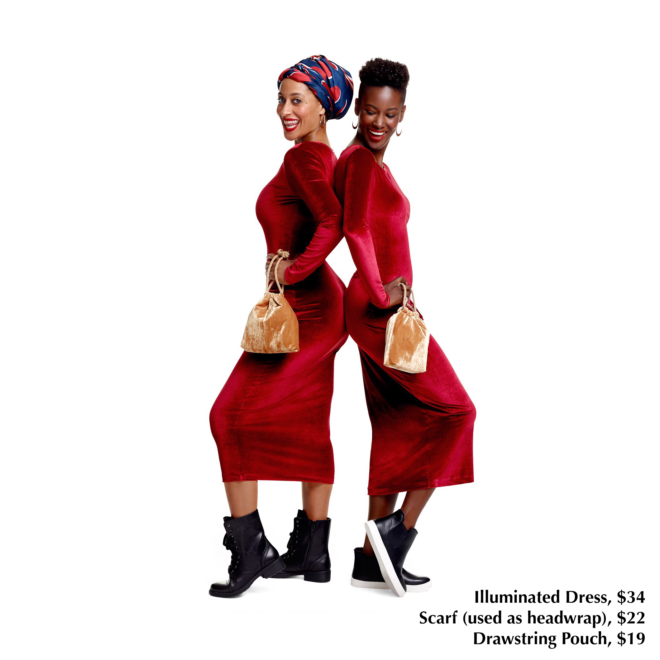 b9ffcf9b Tracee Ellis Ross JC Penney Holiday Collection