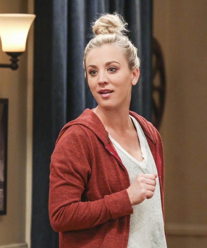 Kaley Cuoco Talks Season 12 Beyond The Big Bang Theory