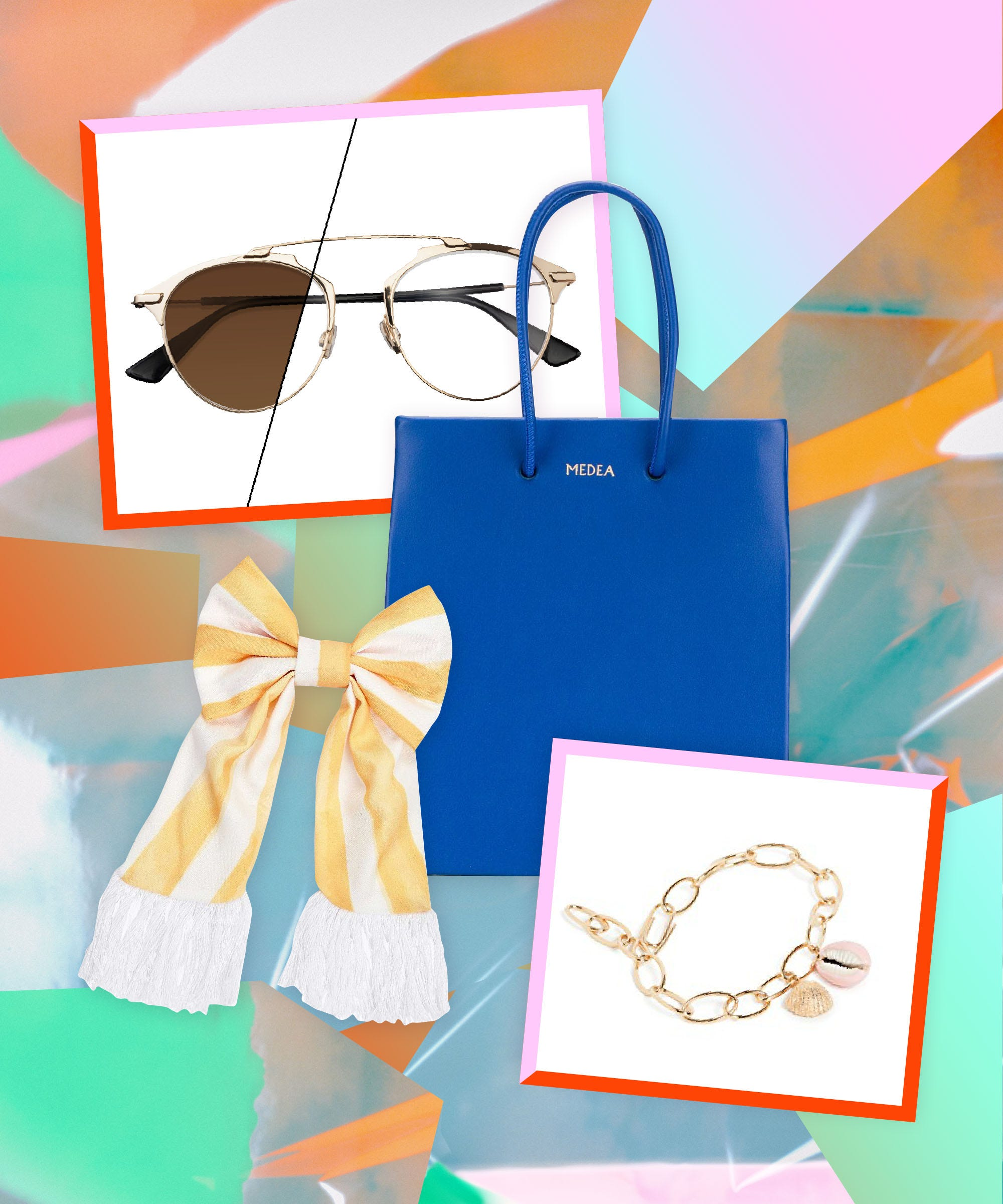 7 Summer Accessories That Can Save Even The Most Blah Outfit