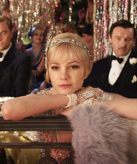 Between The Very Exciting Pictures Being Leaked From Set Of Great Gatsby And Charm It S Leading Lady Carey Mulligan Our Expectations Are