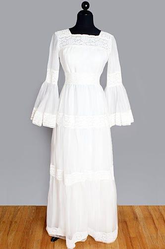 Vintage Wedding Dresses - Unique Bridal Dress Styles