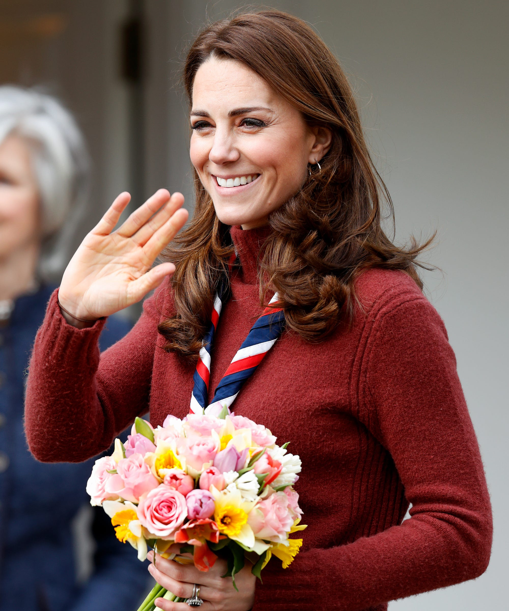 d8568f43130 Kate Middleton Always Wears These Hair   Makeup Looks