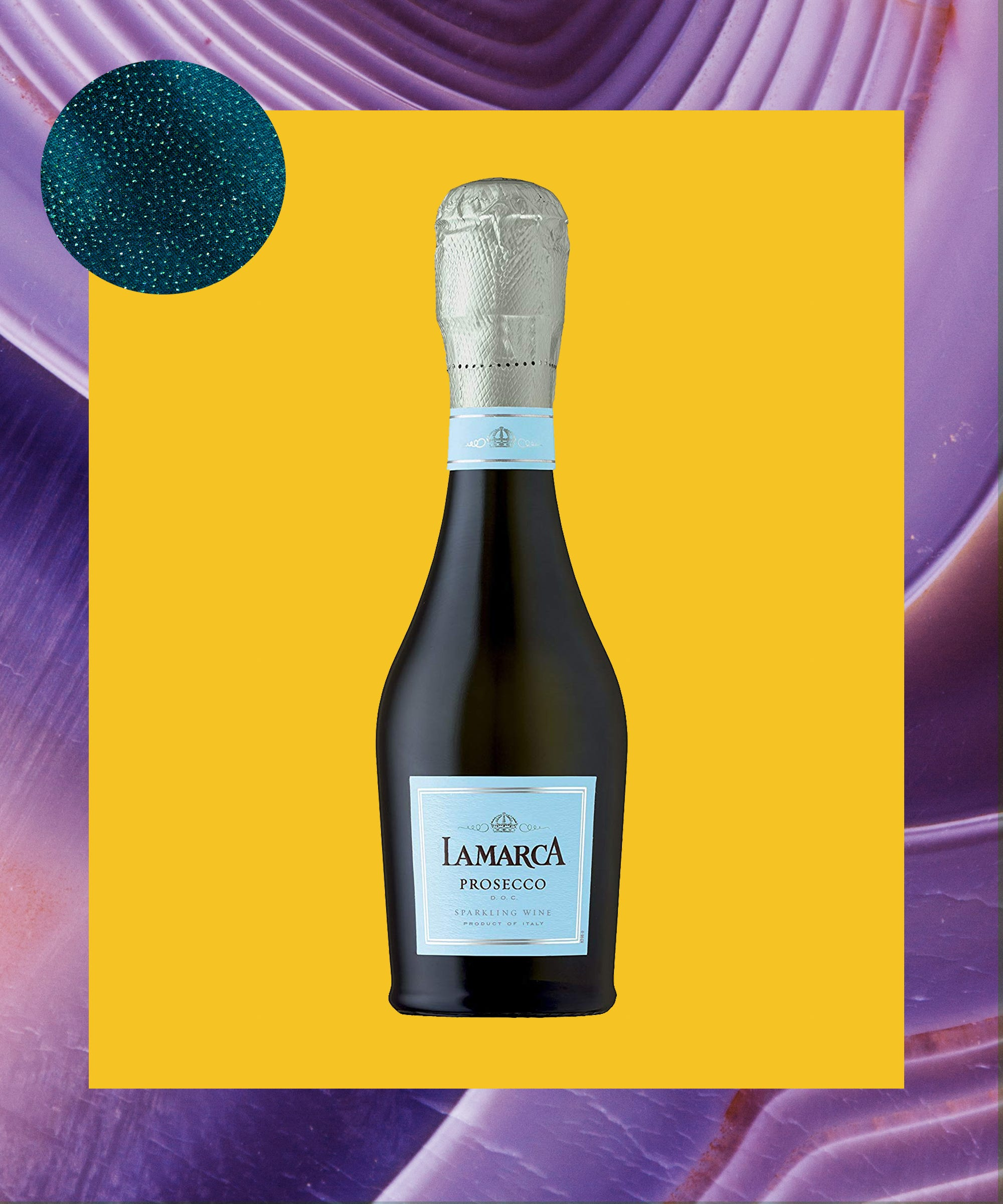 These Mini Champagne & Wine Bottles Will Get Any Party Started On-The-Go