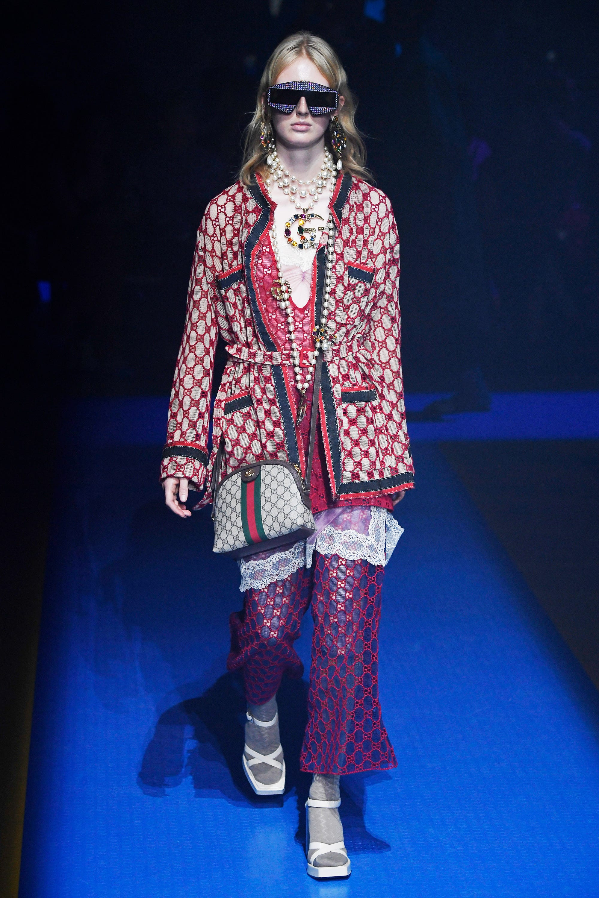 bc9ec41b838 Gucci Spring Summer 2018 Ready-To-Wear Show Report