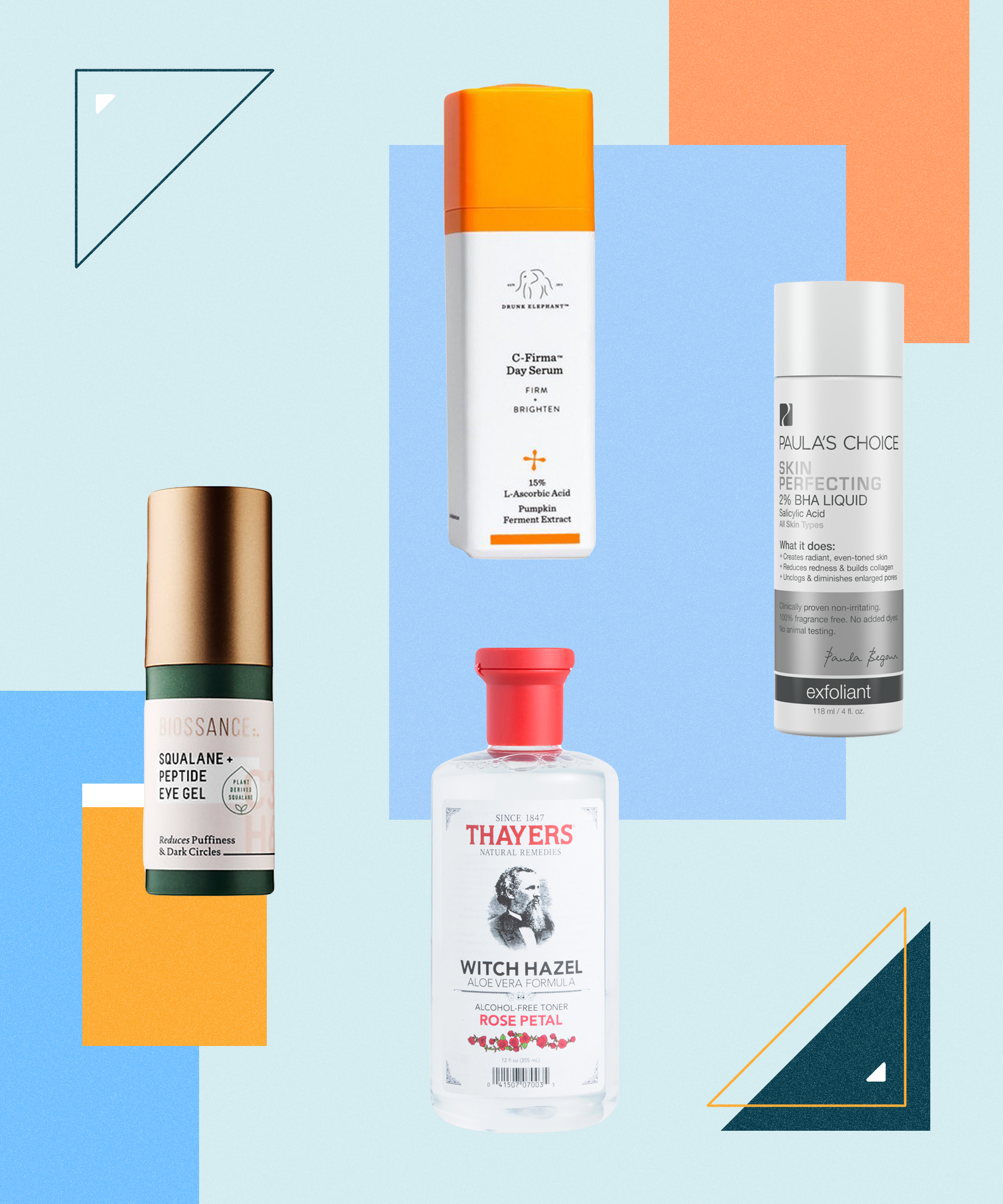 8 Skin-Care Products You Should Be Using, Ranked By Importance