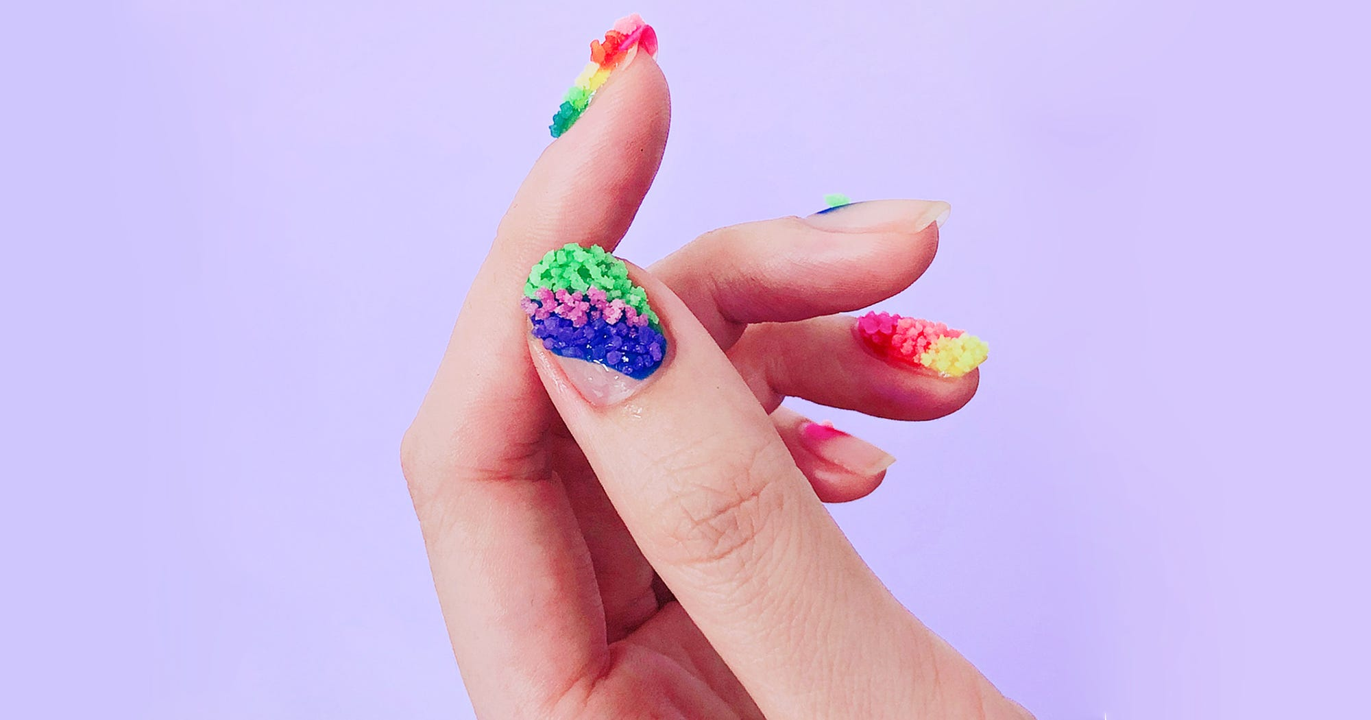 Nail Art Designs Trends That Will Rule 2019 Manicures