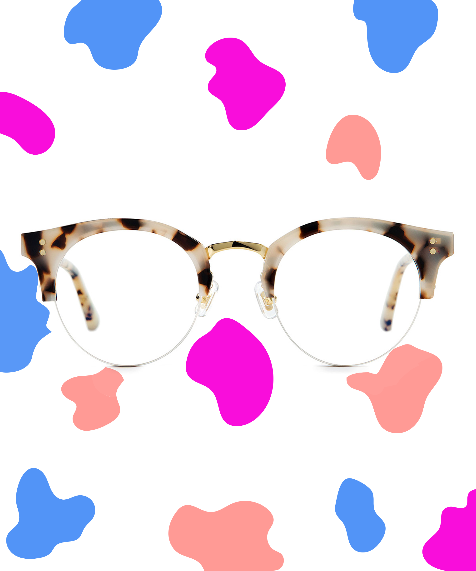 Cute Glasses - Flattering Eye Frames