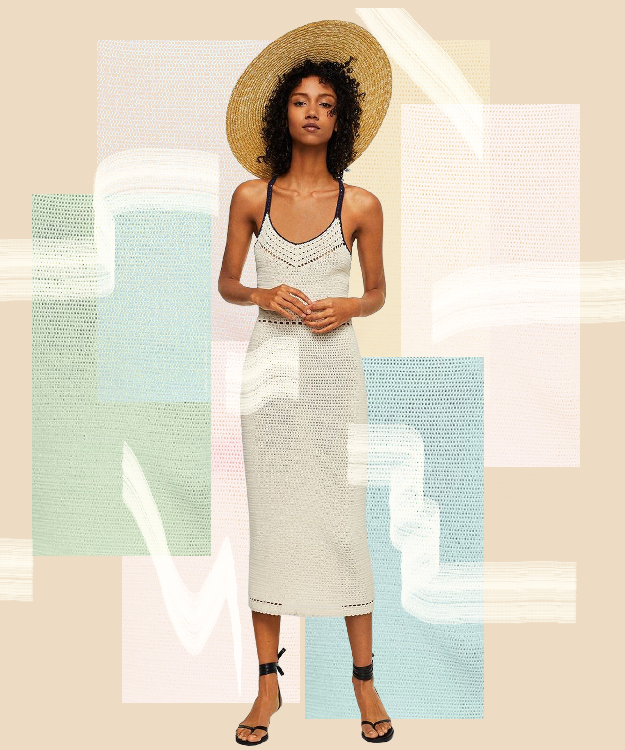 0a9c006ae5 17 Crochet Dresses That Will Take You From The City To The Beach