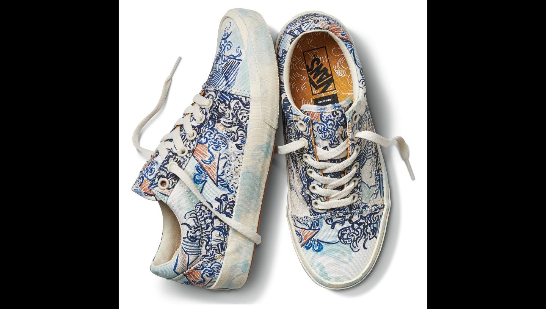 1e6551b36f60 Vans x Van Gogh Sneaker   Clothing Collab Is Pure Art