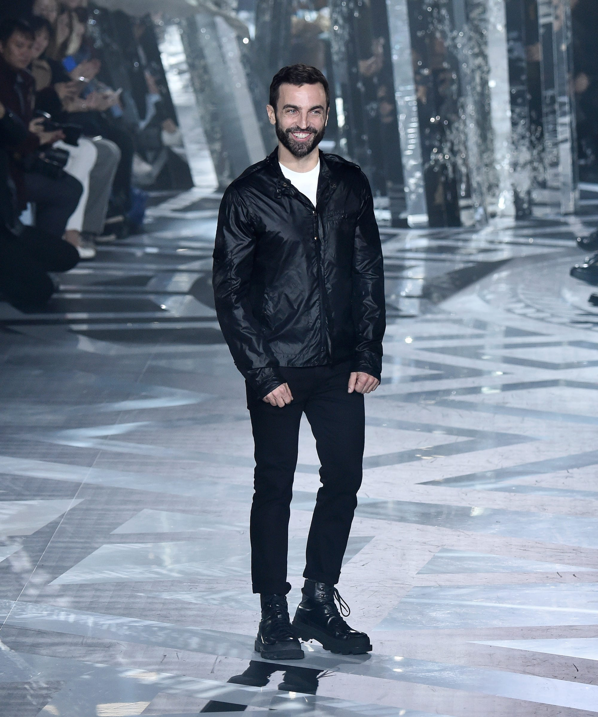 MORE: Report: Nicolas Ghesquiere To Replace Marc Jacobs At LouisVuitton
