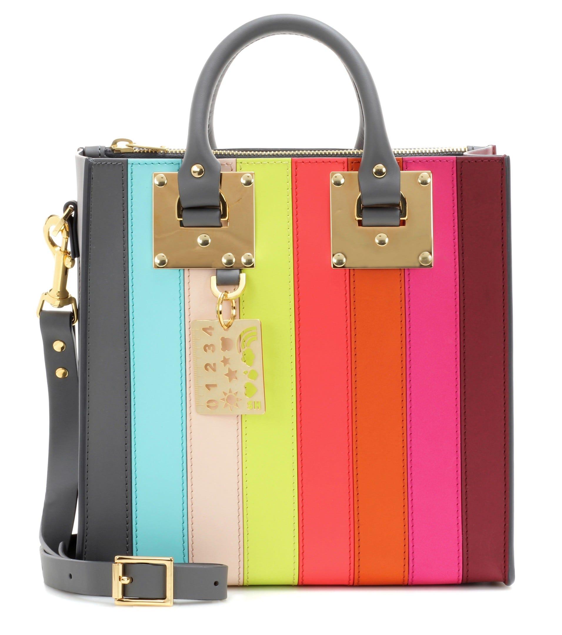 9a4e8d7a7b Bright Rainbow Stripes Trend AW17