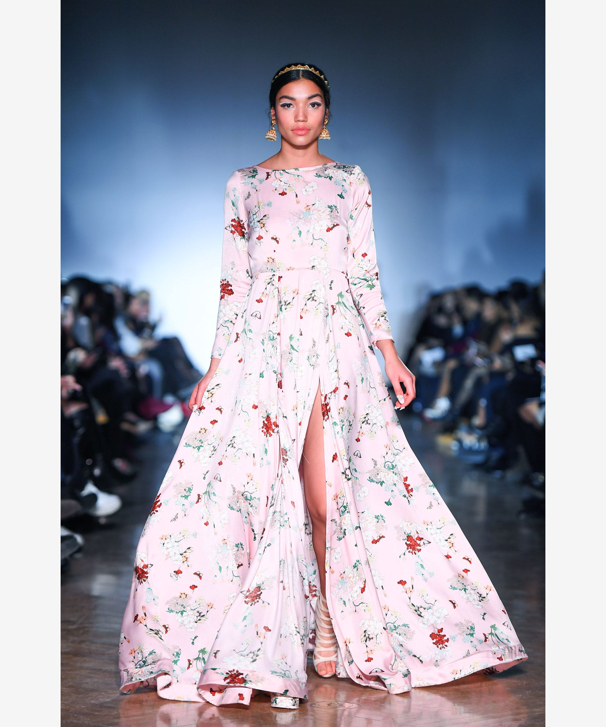 bf2b90200c6 These Are The Most Stunning Looks From Toronto Fashion Week