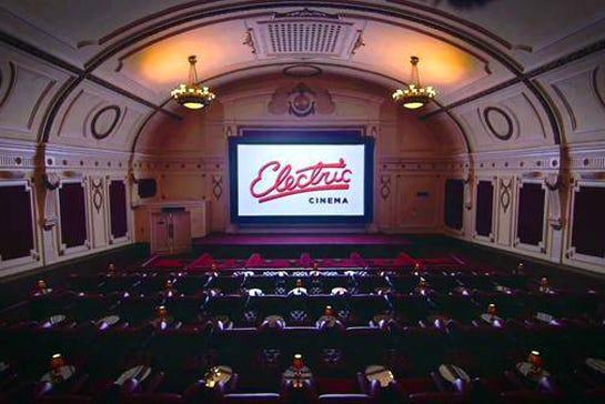 Photo Courtesy Of Electric Cinemas Facebook