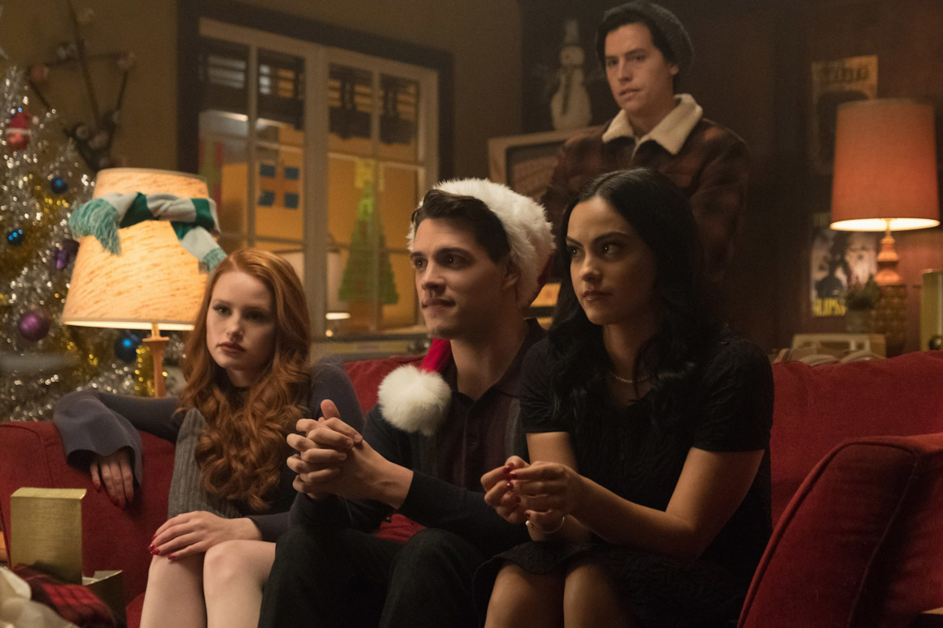 Riverdale Season 2 Episode 9 Recap Silent Night, Deadly