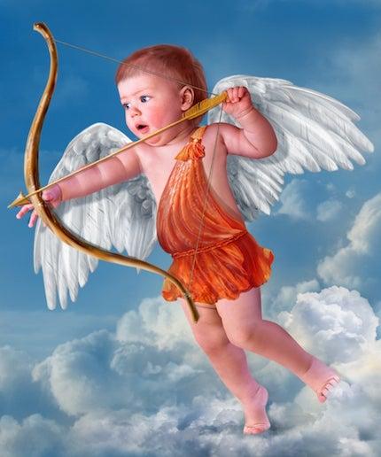Who Is Cupid Valentines Day Symbol Eros Greek Mythology