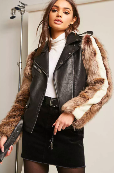 8579acde1 Sandy Liang Accuses Forever 21 Stealing Jacket Design