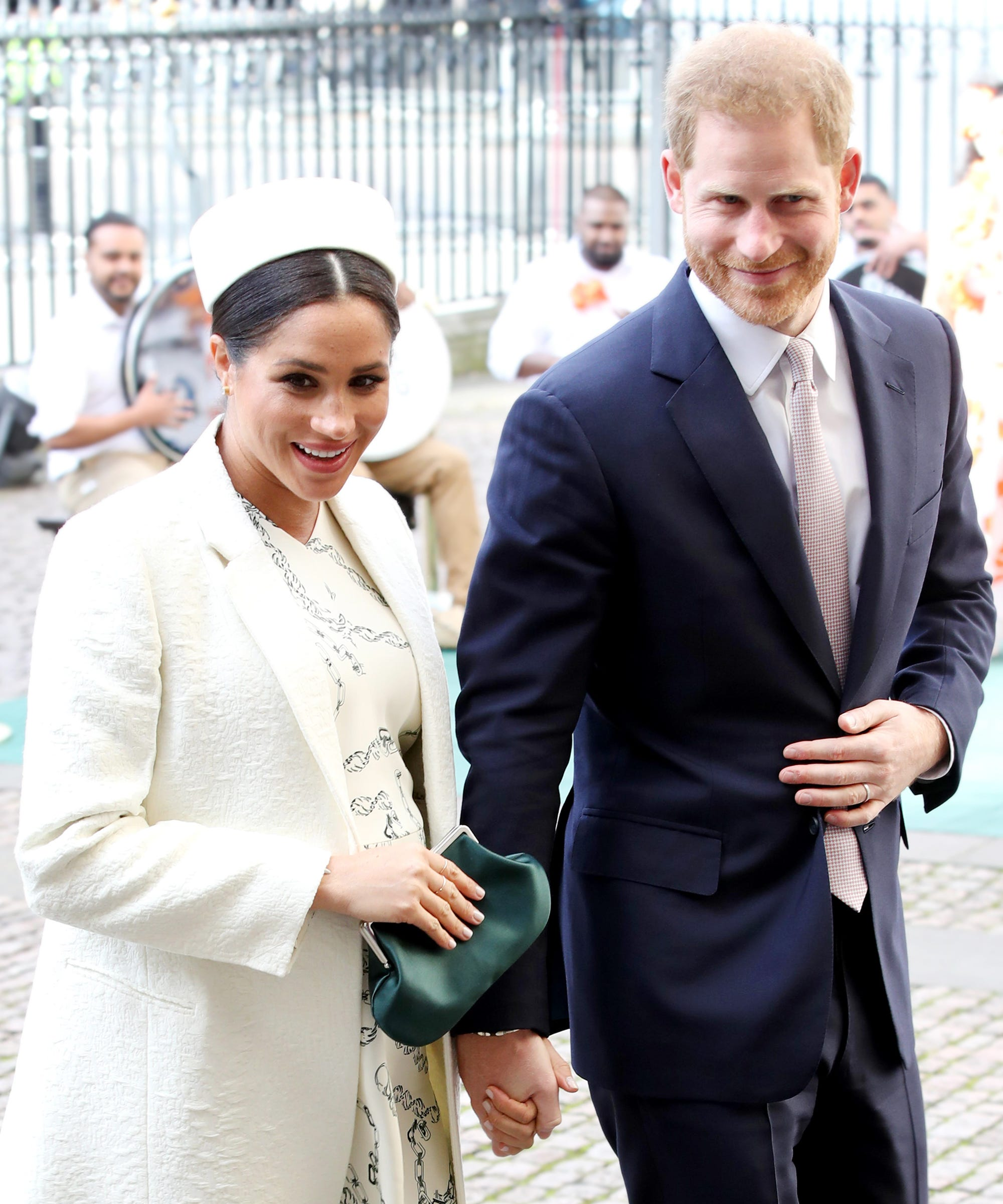 Are Meghan & Harry Putting A Political Mastermind On Staff To Address Racist & Sexist Attacks On The Duchess?