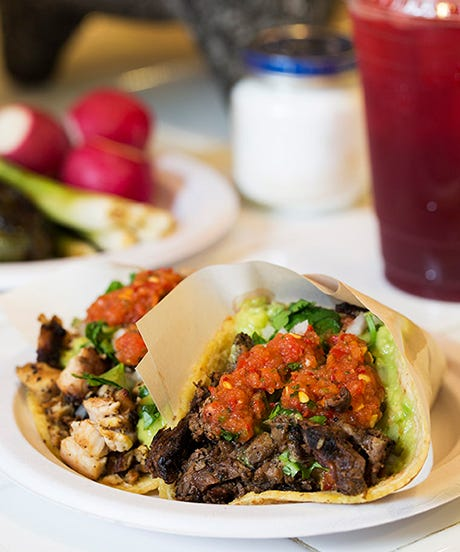 The 10 Best Tacos In NYC