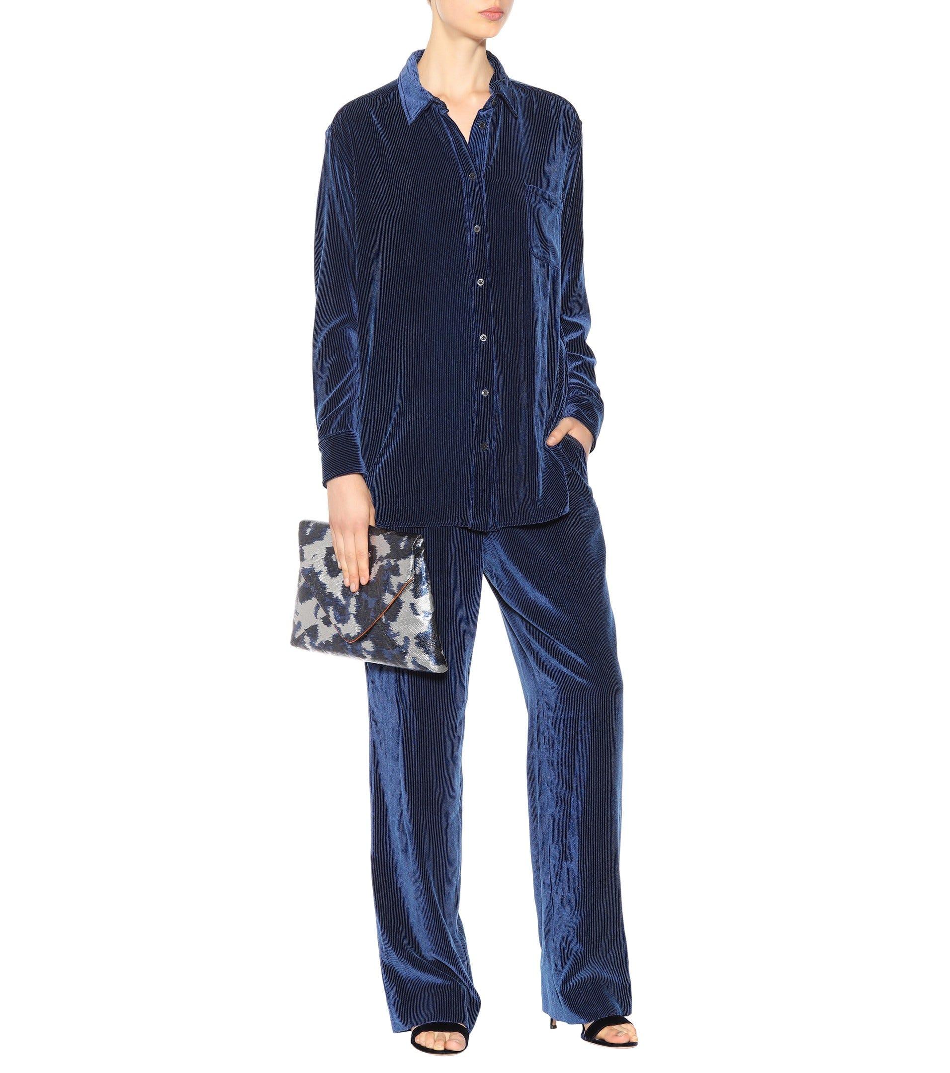 507e4a74759 How To Wear Corduroy Trend Fall 2017