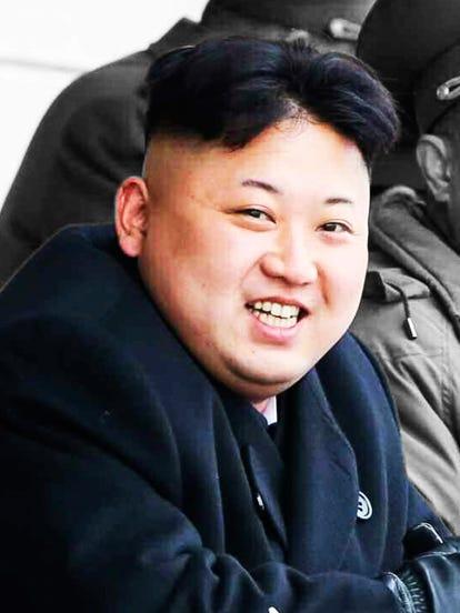Kim jong un hairstyle chinese smuggler haircut winobraniefo Images