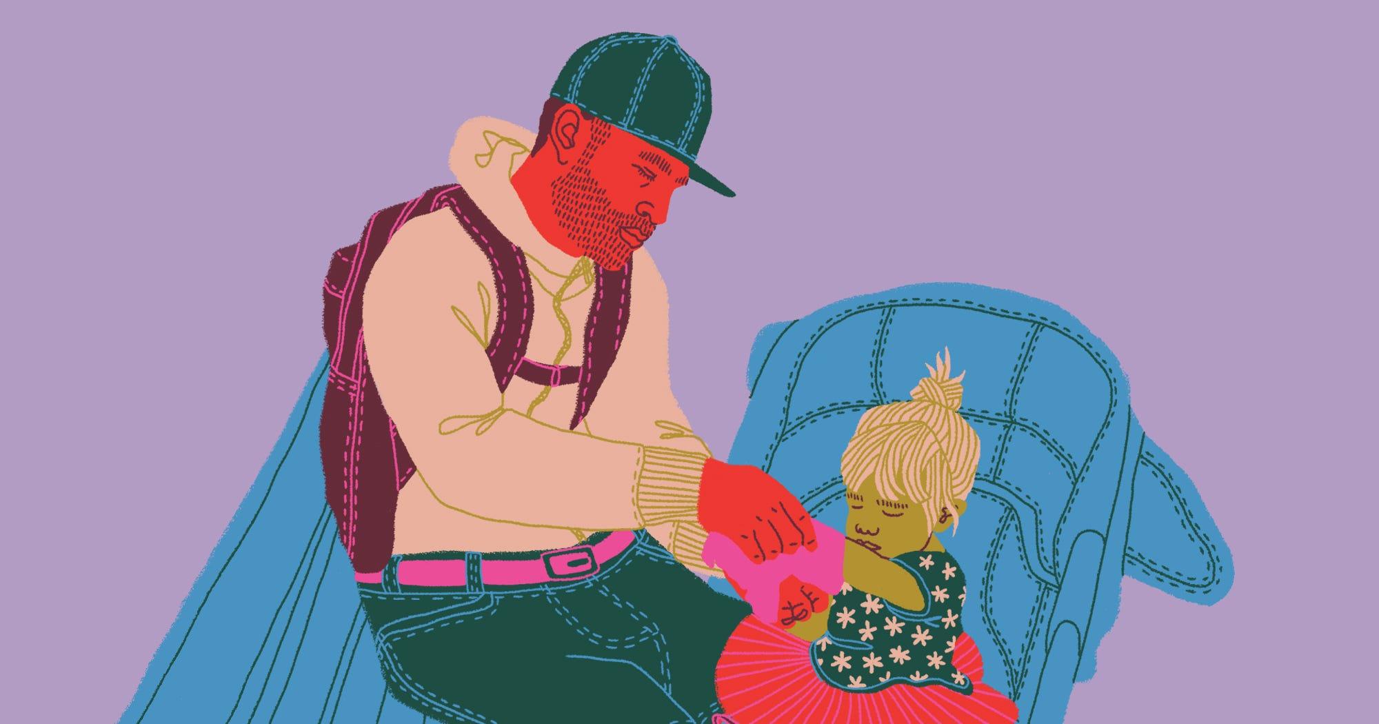 Dads Don't Need Your Momsplaining