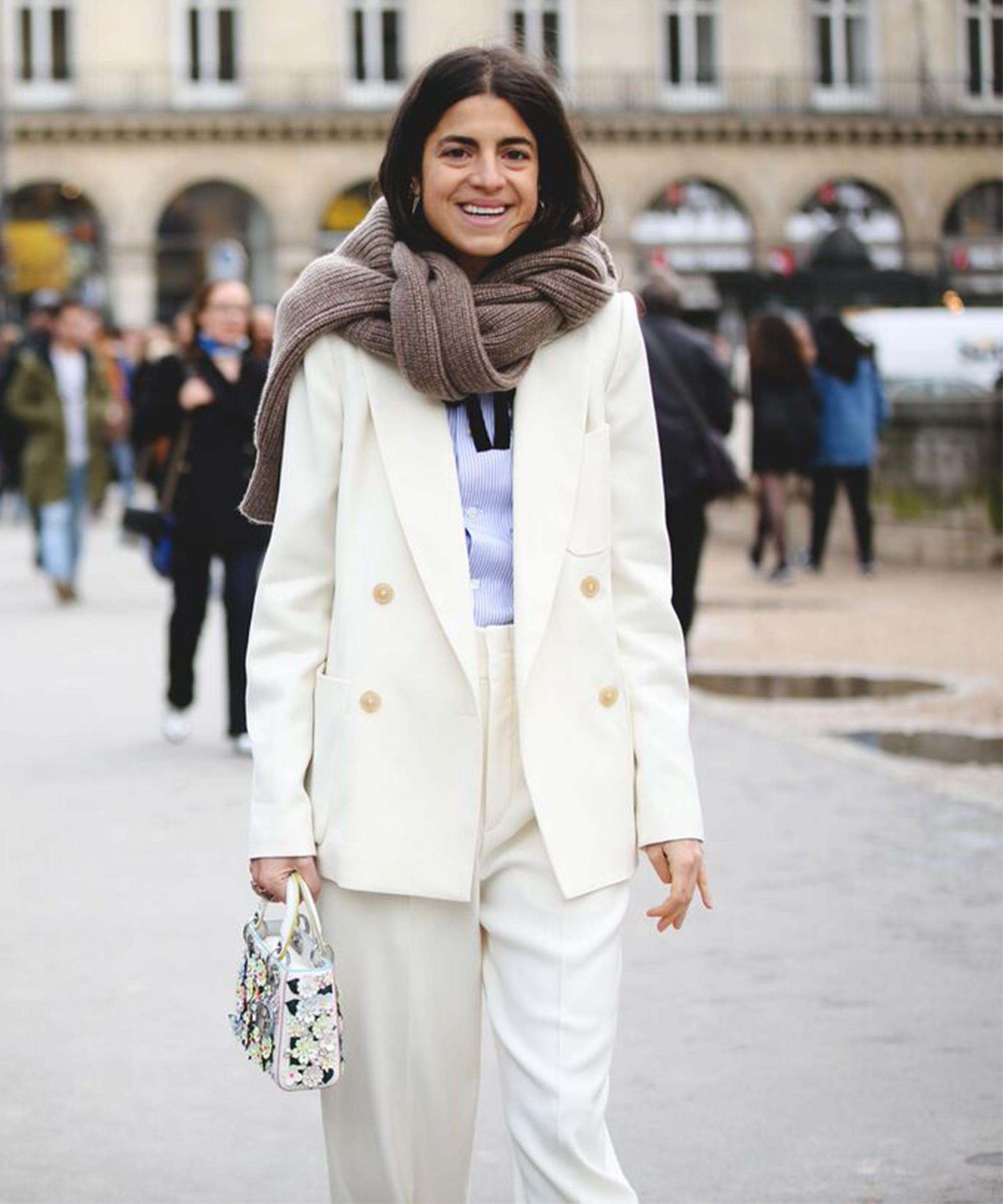 This Coat Is an Unexpected Fashion Favourite images