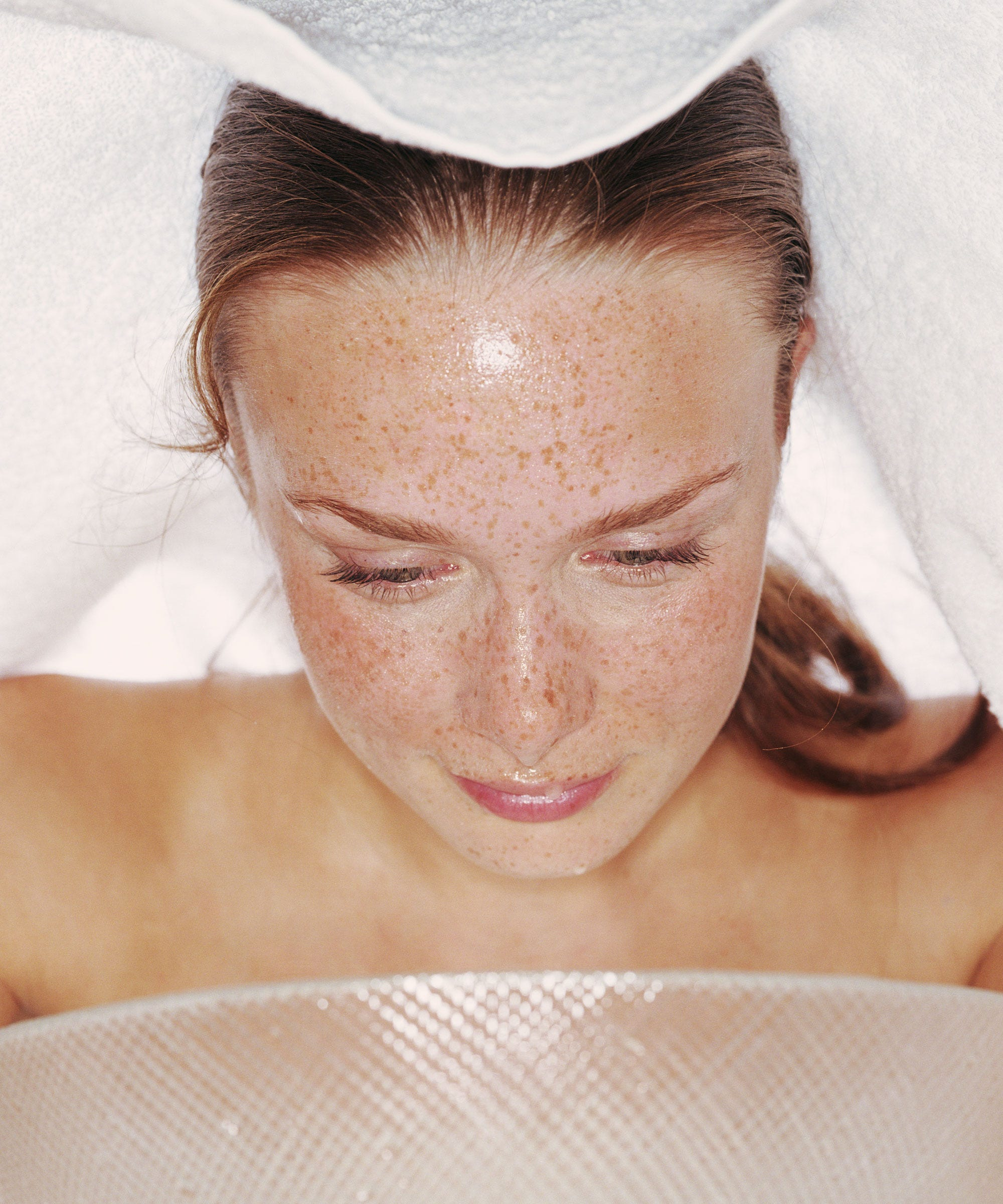 pics How to Exfoliate, Steam and Use Face Masks