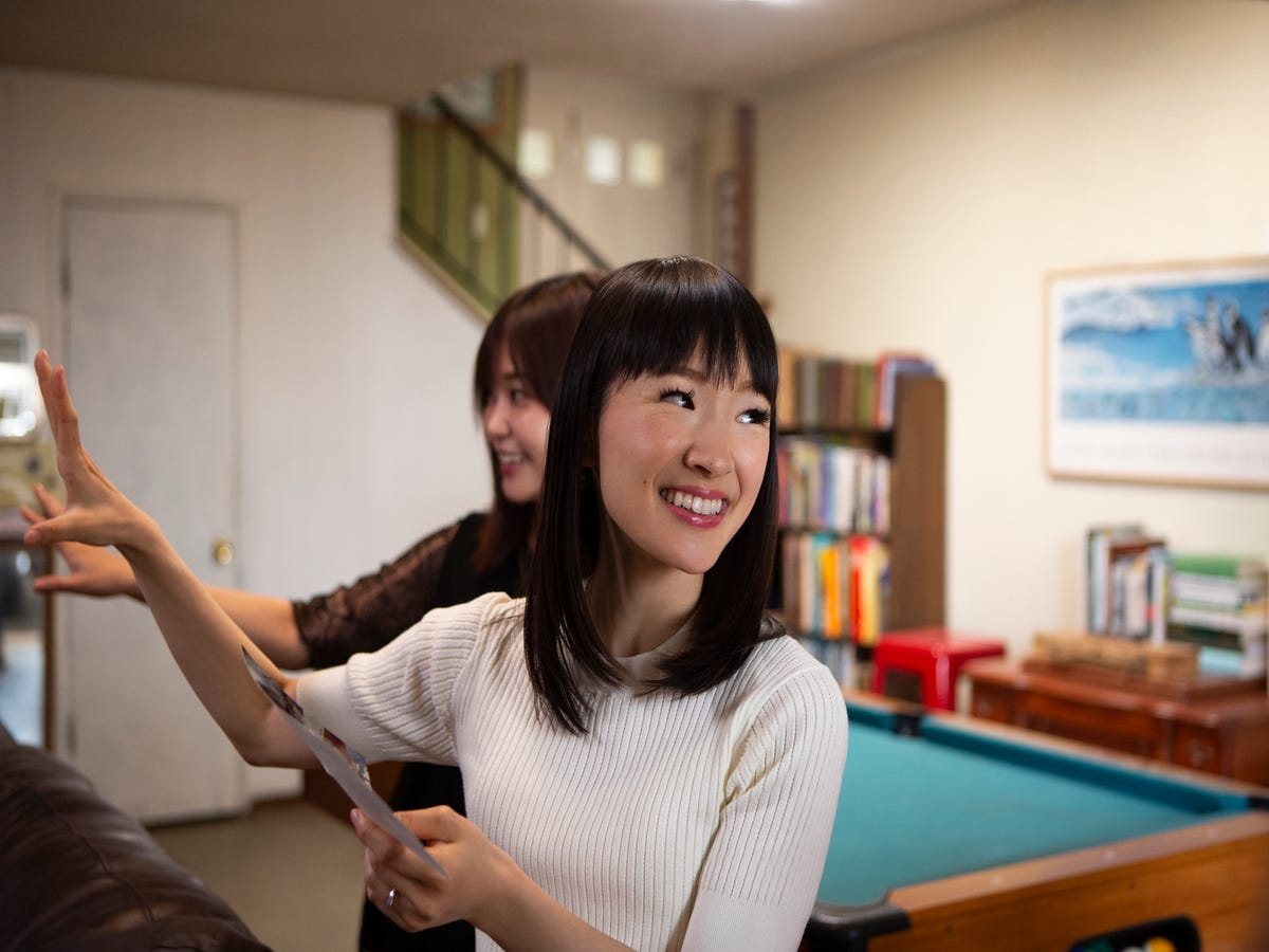 Here s How Much It Costs To Hire An Official KonMari Consultant To Organize Your Home