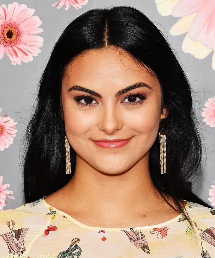 Riverdale Camila Mendes Shares Hair Makeup Brow Secrets
