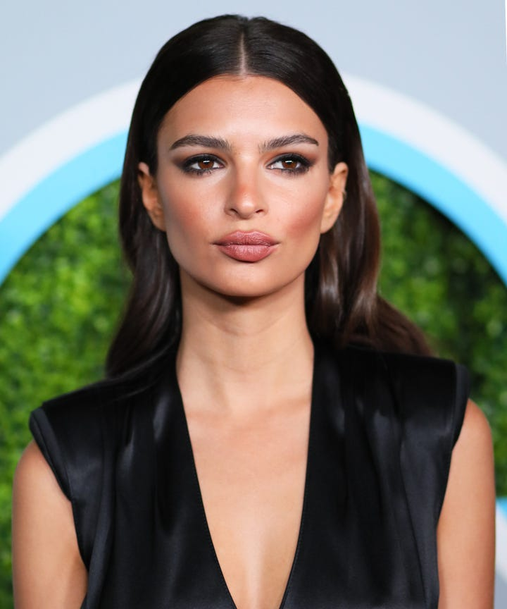 Emily Ratajkowski Faced Pushback For Equating Hair With Beauty