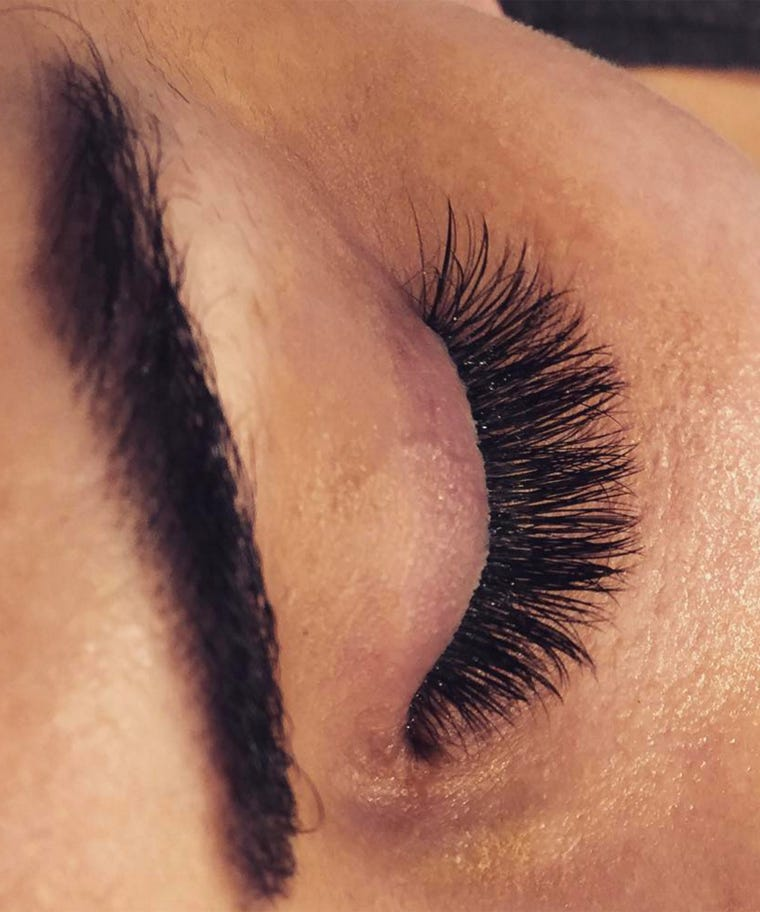 b1fb0fba5b7 Russian Volume Eyelash Extensions Trending On Pinterest