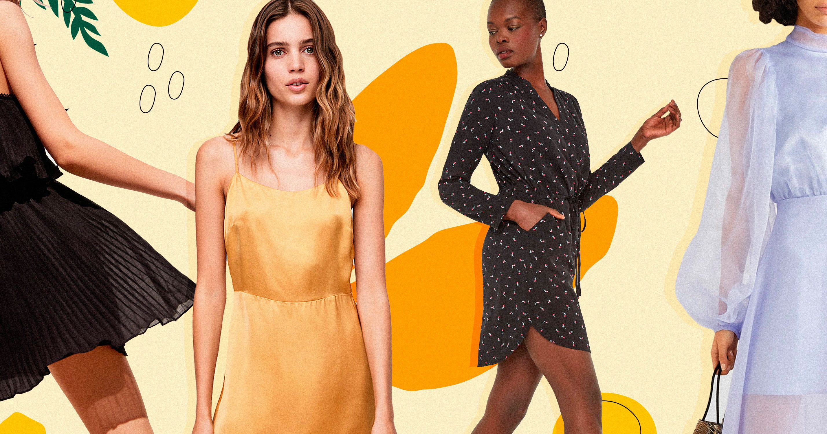 It's Finally Too Hot For Pants — Here Are 30 Summer Dresses To Wear Instead