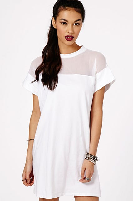8f784f2d4297 T-Shirt Dresses - Best Tee Styles For Spring