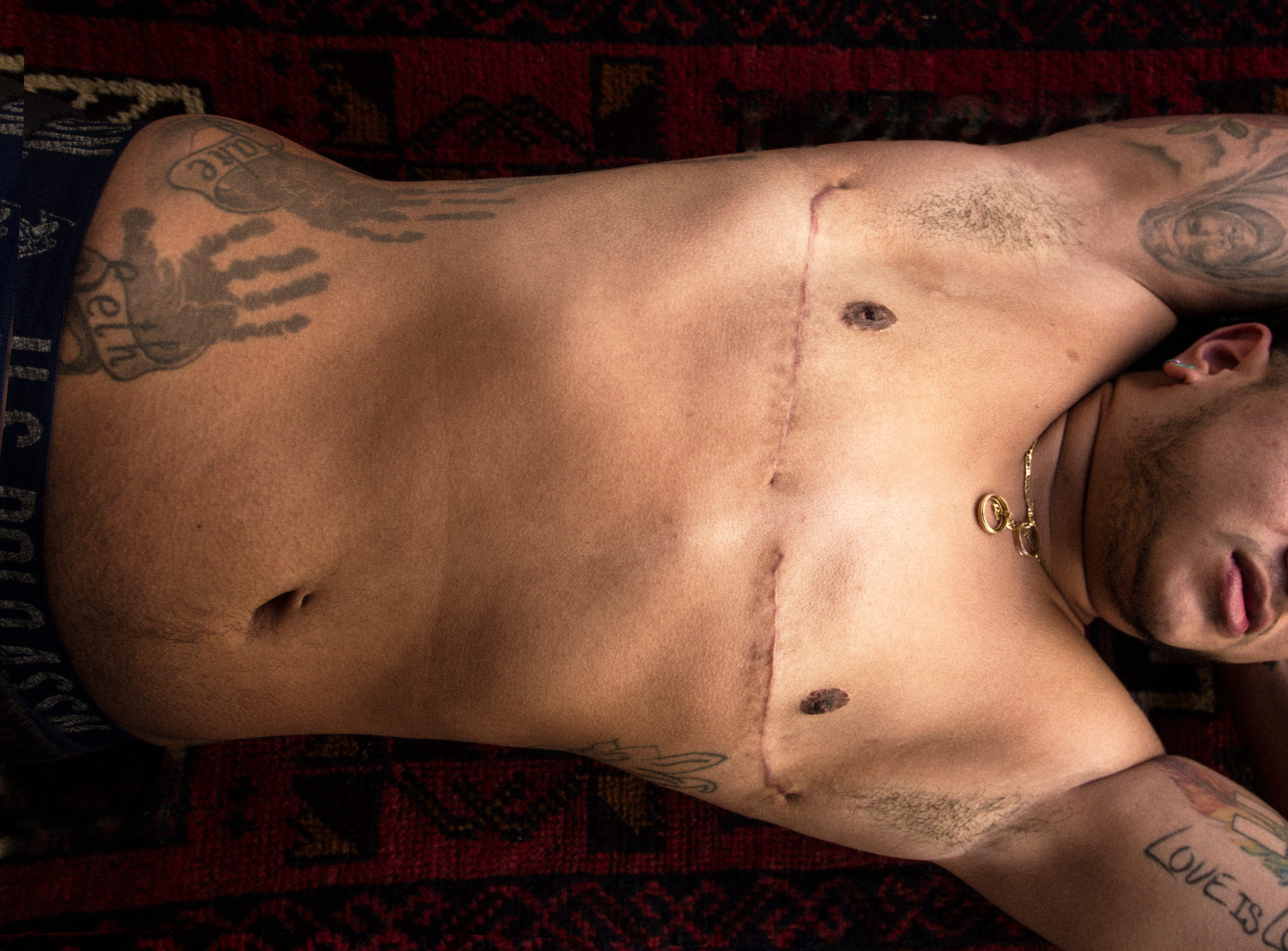 These Powerful Photos Show Trans Lives In America