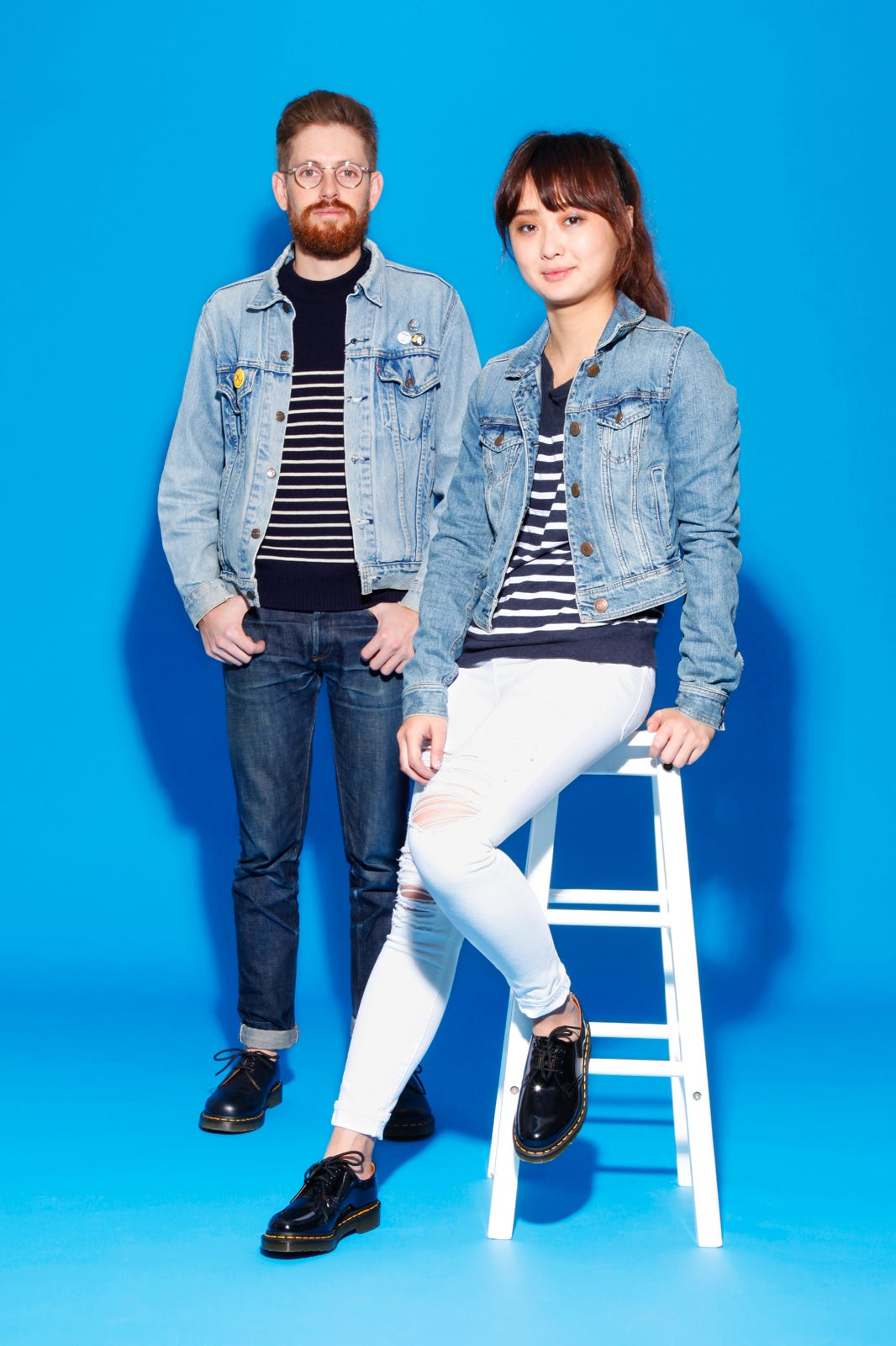 13aae1644bb Matching Outfits For Couples - Experimental Fashion
