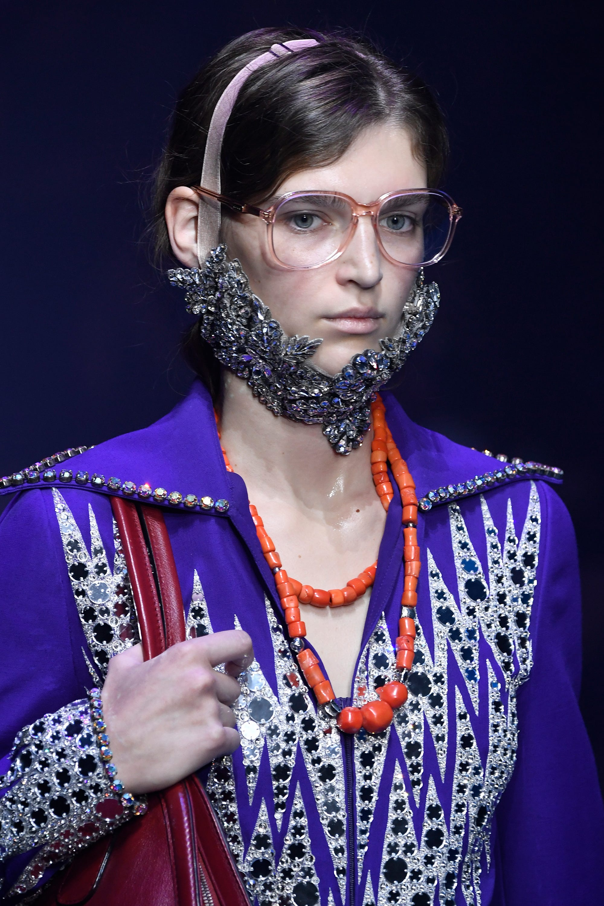 5b5a5819ccc The 14 Gucciest Things That Went Down The Gucci Runway