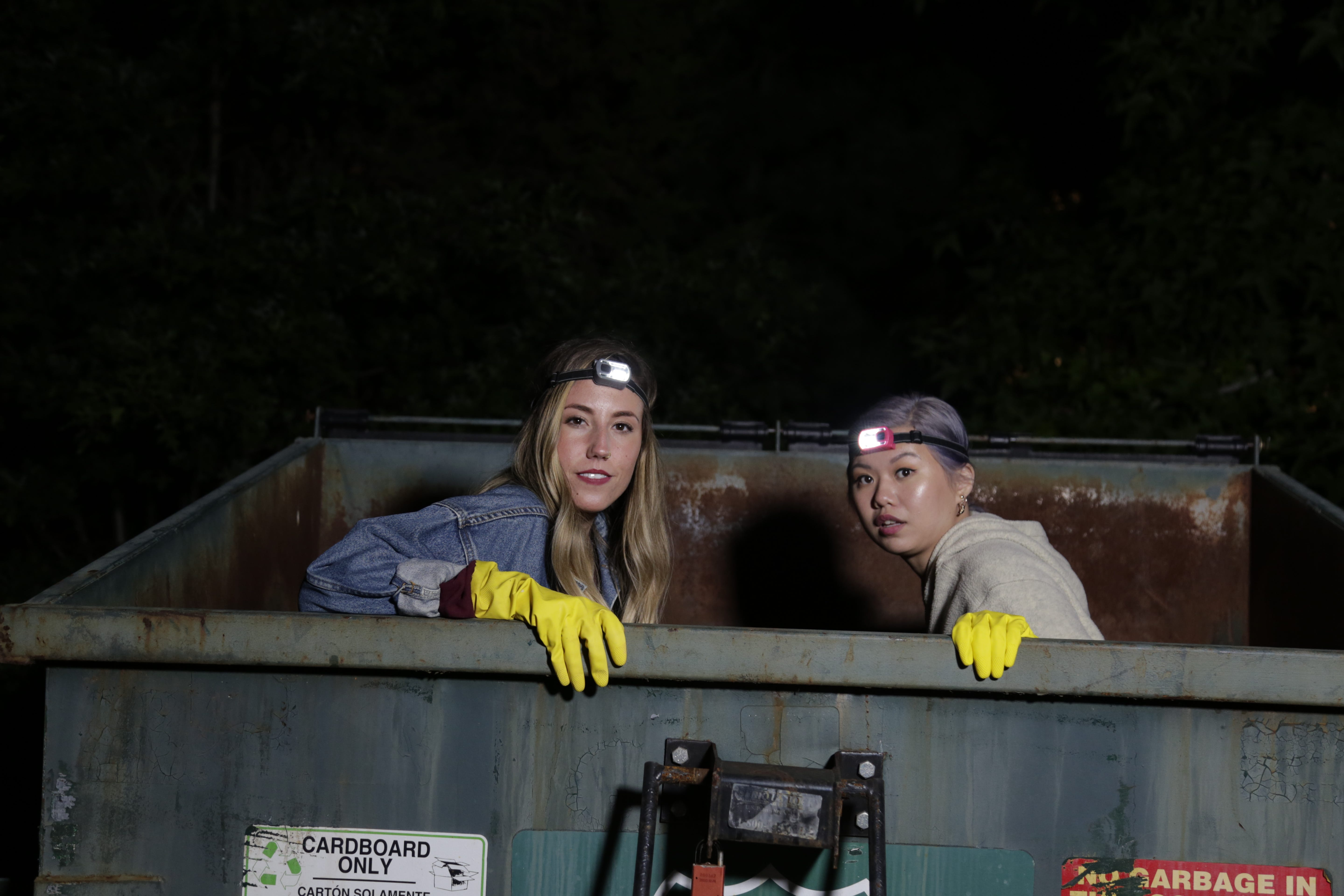 The legal aspects one needs to know about dumpster diving