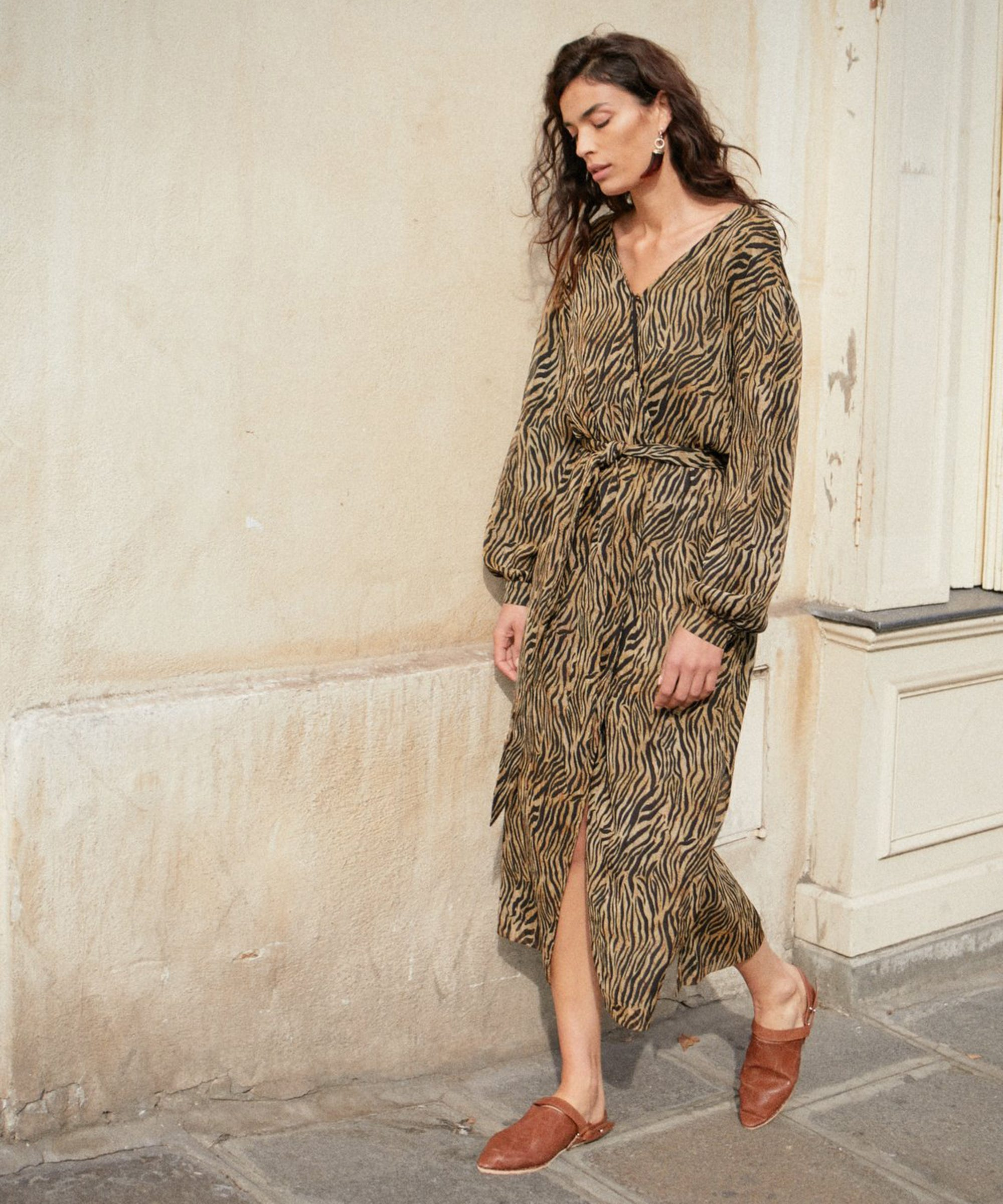 ed7af67ffbeb Animal Print Dresses That Will Bring Out Your Wild Side