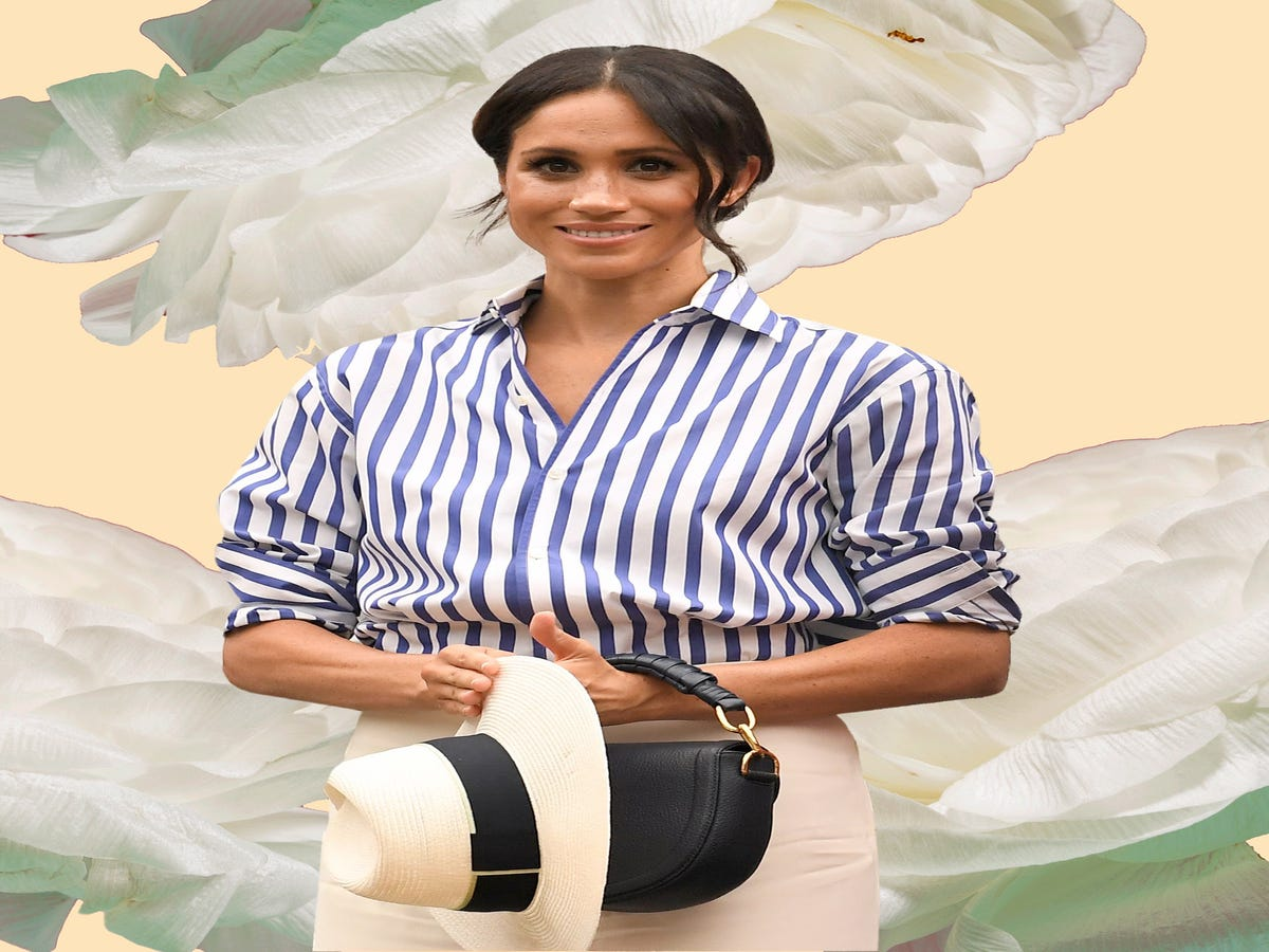 Yes, You ve Seen Meghan Markle s Wimbledon Hat Before