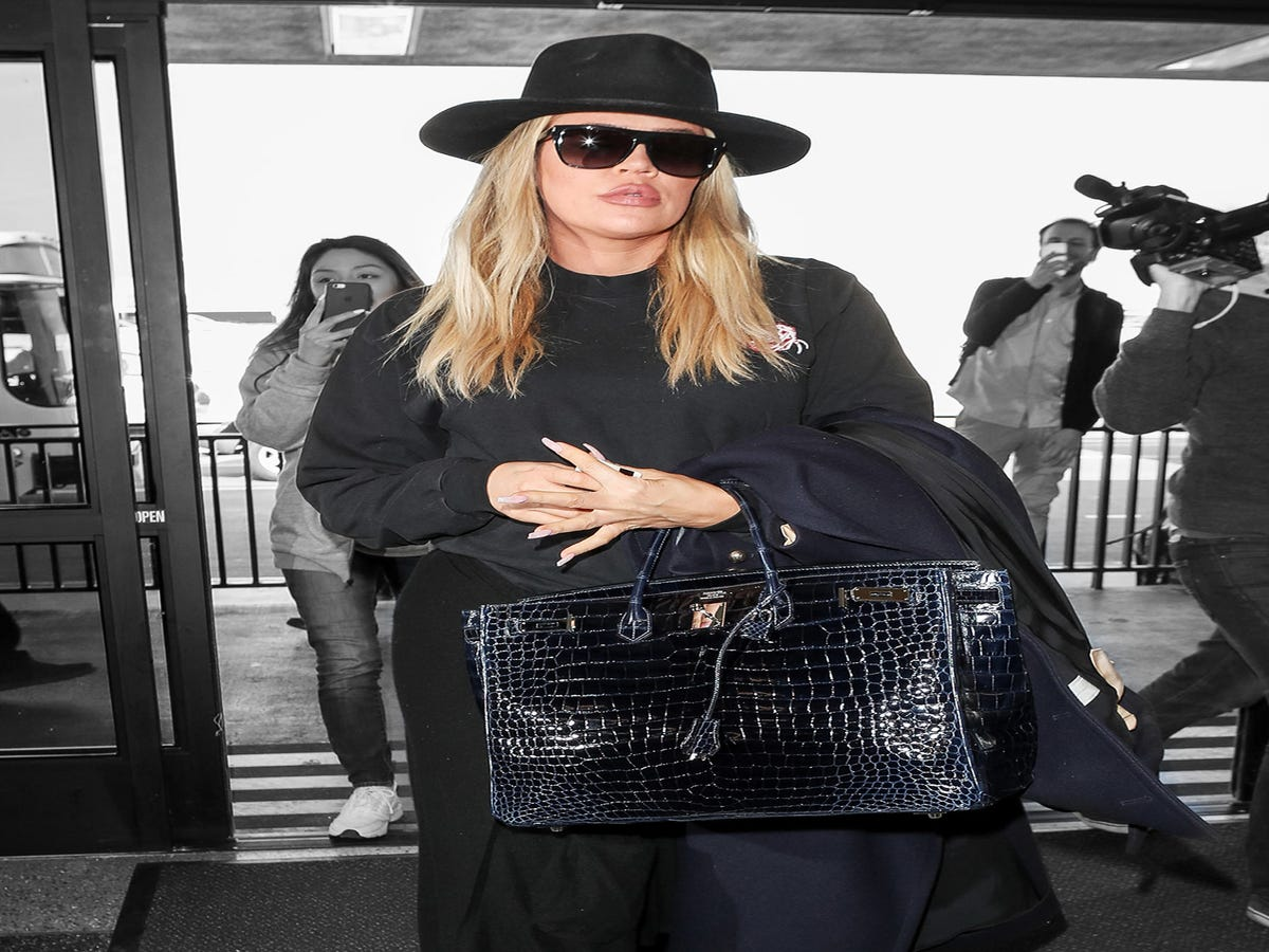 Birkin And All, Khloé Kardashian Is Still Just Like Us