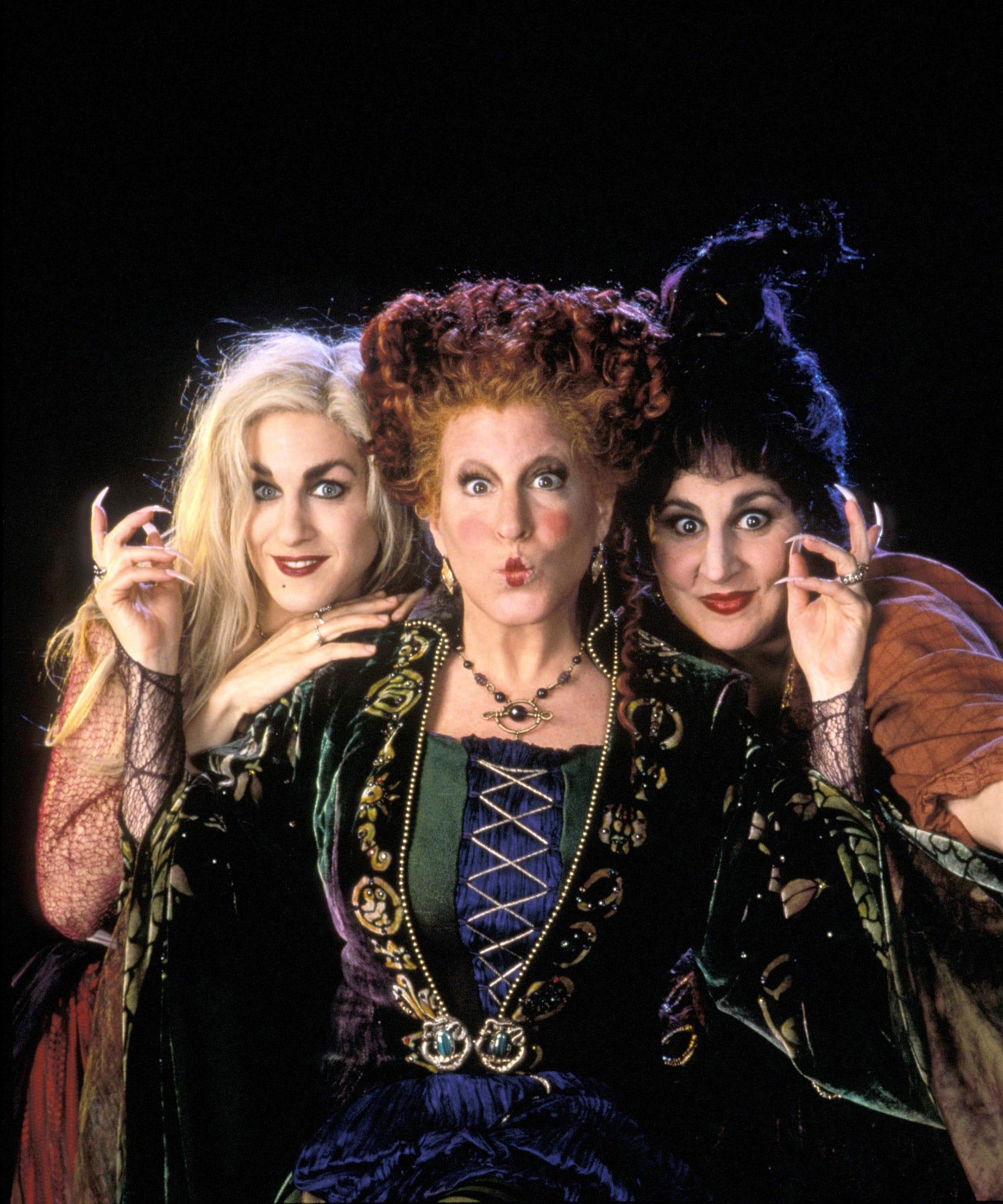 hocus pocus movie cast 2018 where are they now - A Golden Christmas Cast