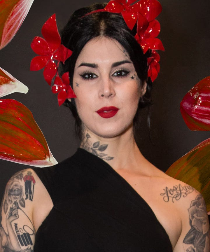 Kat Von D Marries Rafael Reyes In Glam Goth Wedding