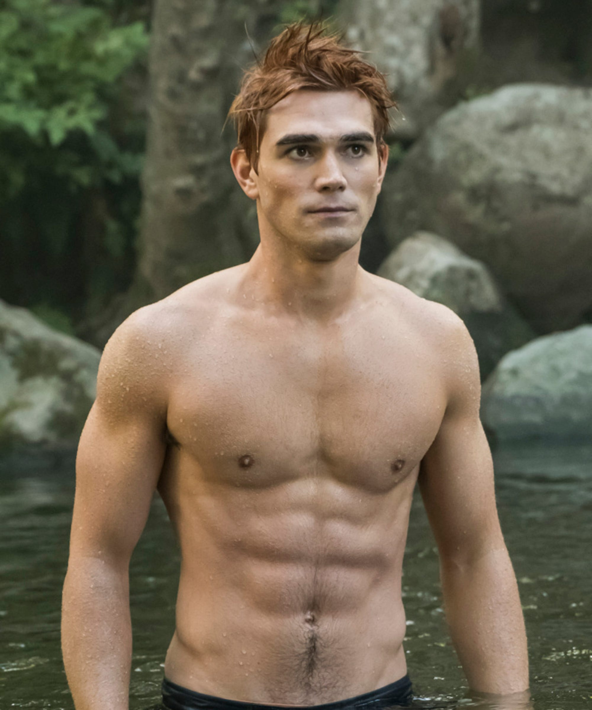 How Kj Apa Covers His New Tattoos On Riverdale Season 3