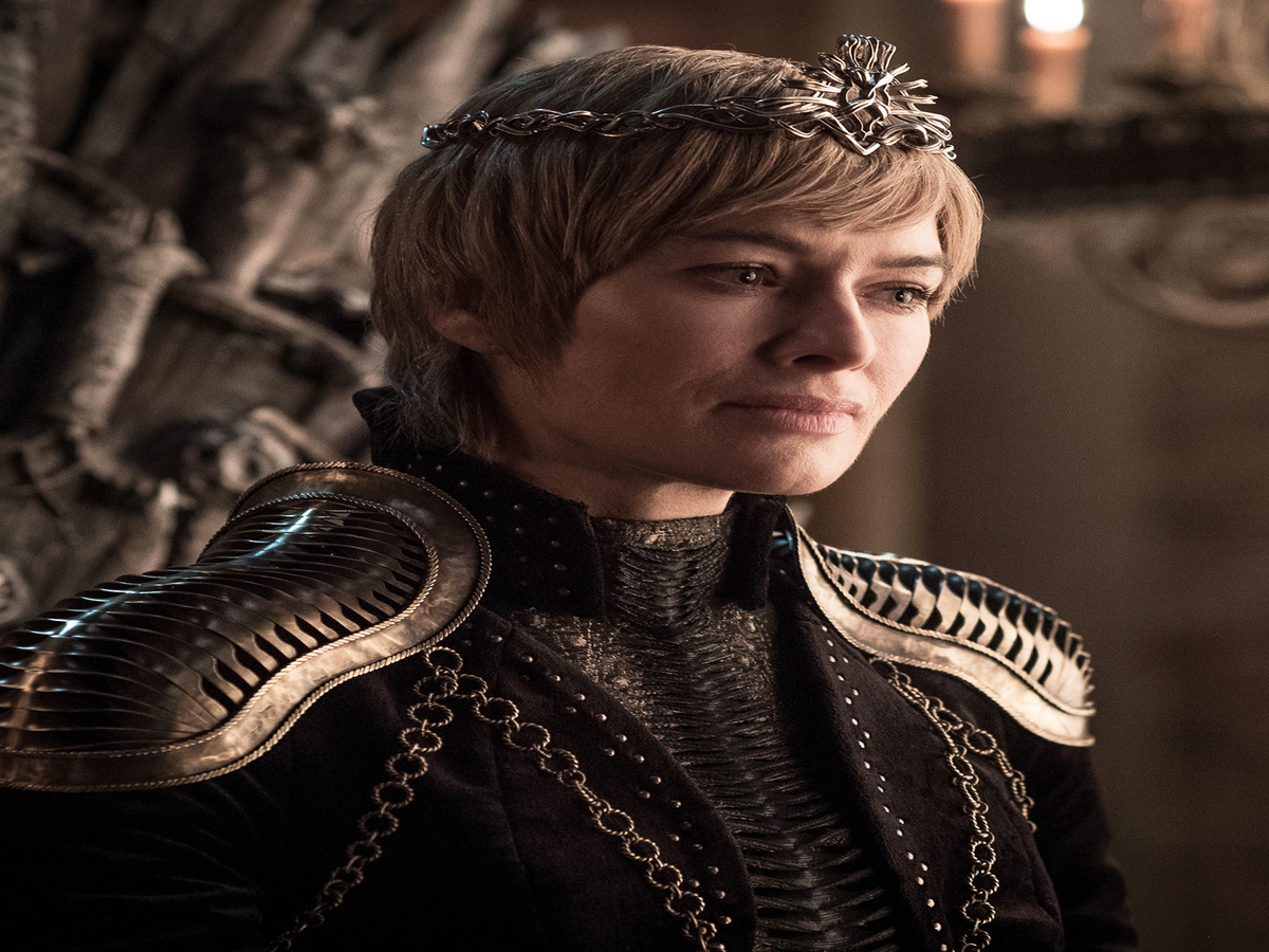 Game Of Thrones  Lena Headey Won t Be Shamed For Going Makeup-Free
