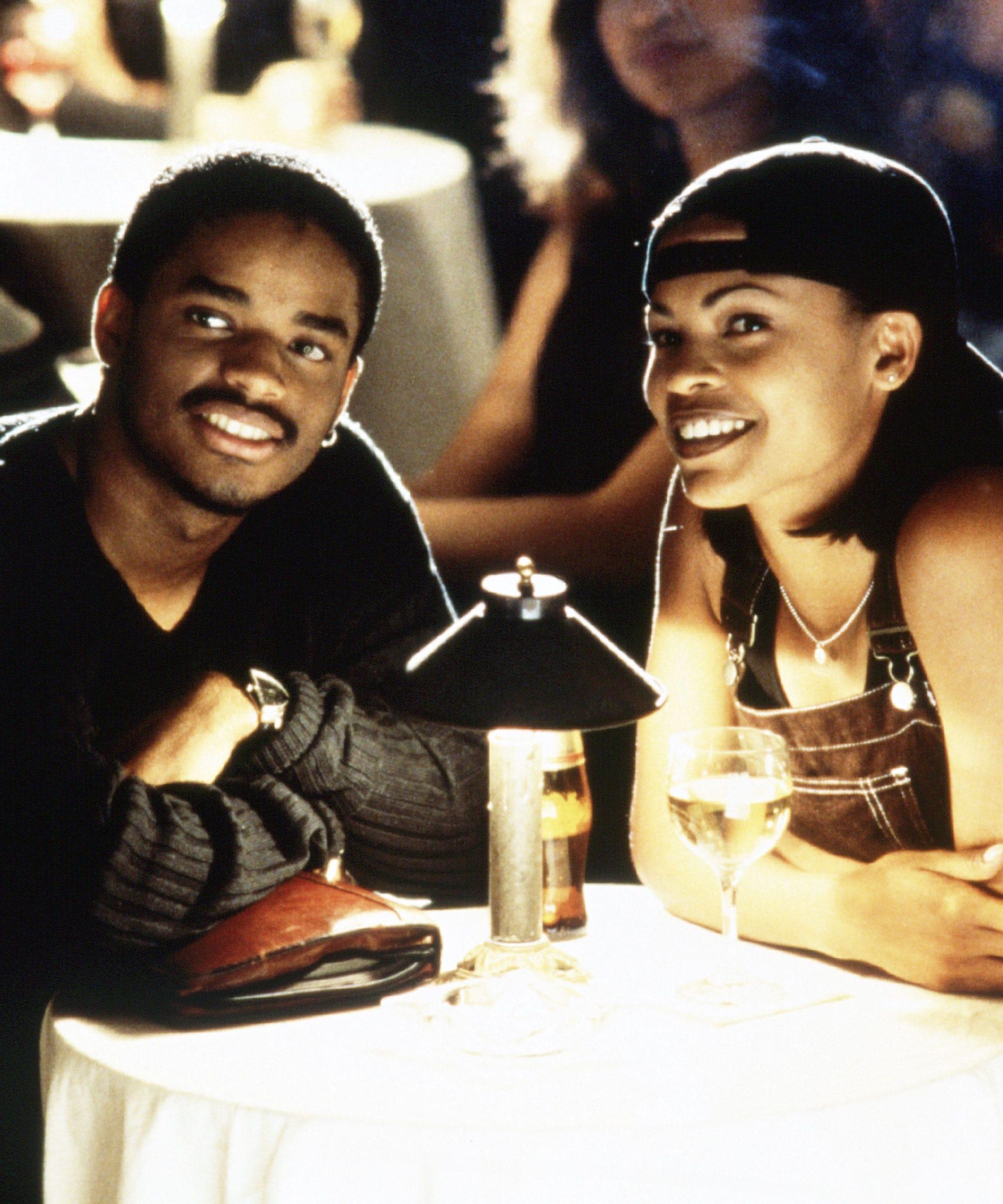 黒い愛の映画のリスト