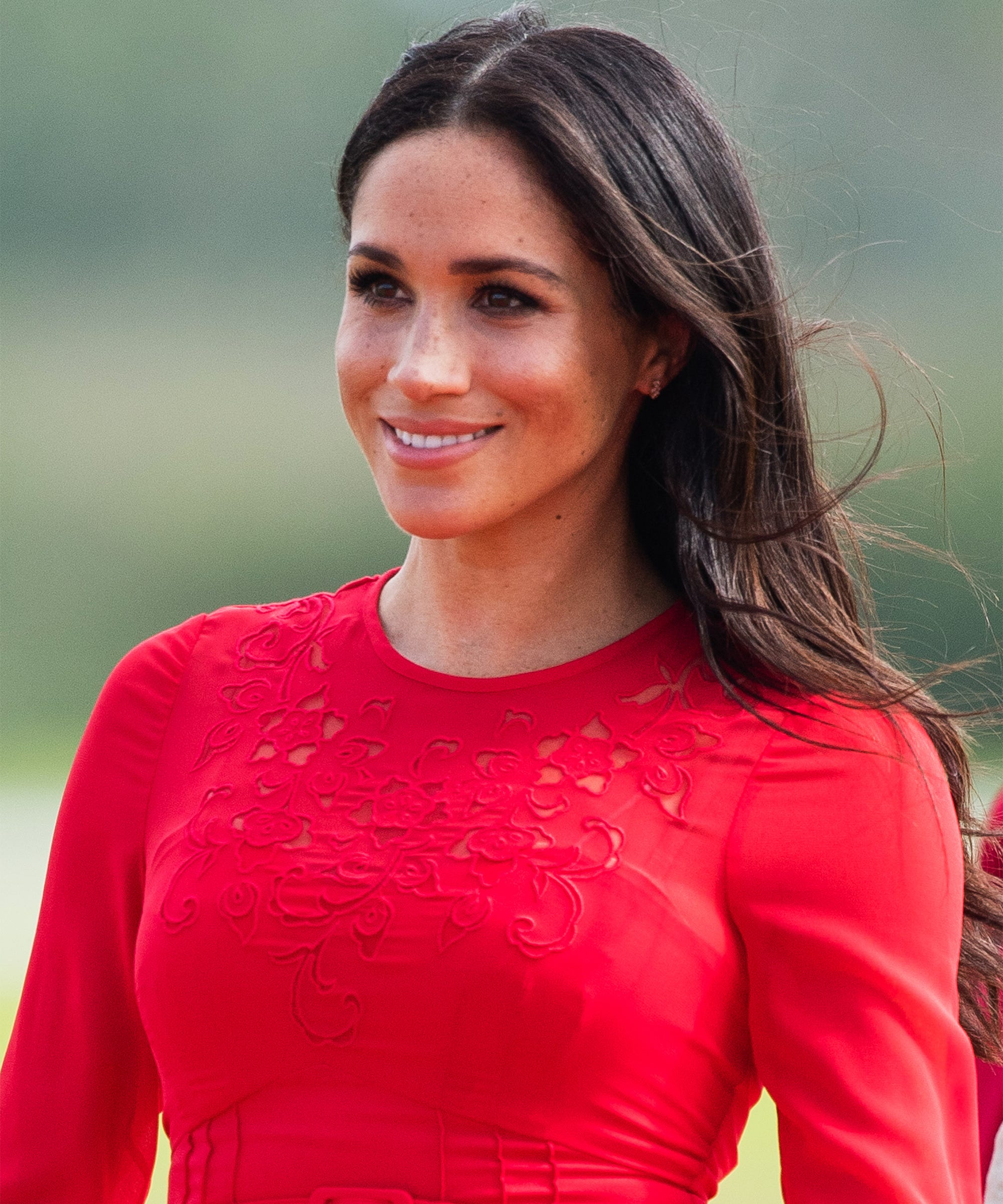 Meghan Markle Gave Birth In A Hospital After All